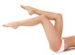 woman leg