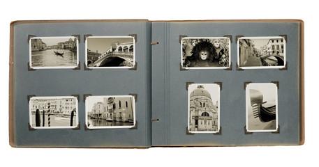 Venice Photo Album