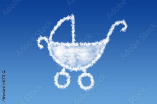 Fototapeten,baby,kind,familie,wolken