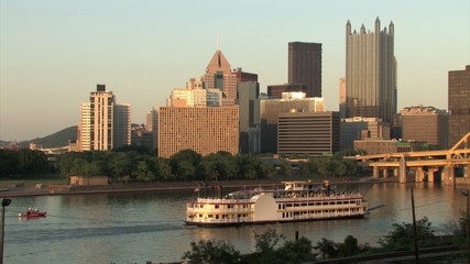 Pittsburgh Riverboat