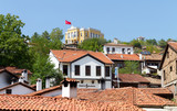 Traditional Ottoman Houses from Safranbolu, Turkey poster