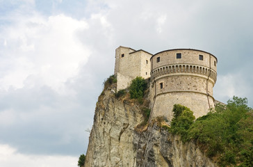 San Leo (RN), la rocca - Emilia Romagna