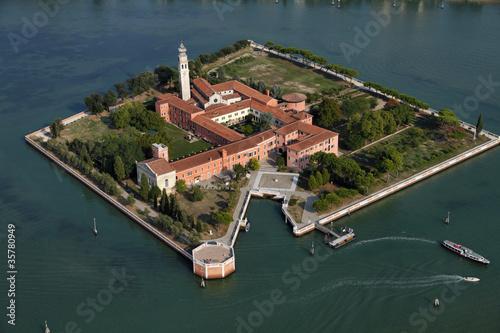 Italy, Venice, San Lazzaro degli Armeni Island