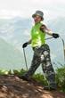Climber belay partner
