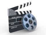 3d 35mm Film Strip and film maker