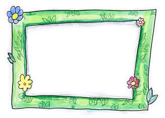 Floreal Frame