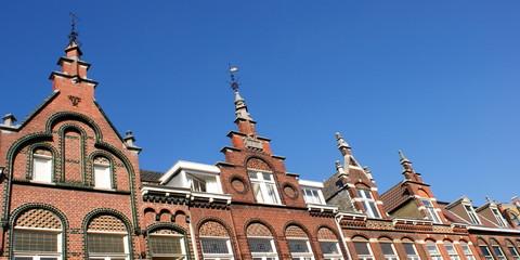 Mittelalterliche Architektur in Venlo / Niederlande