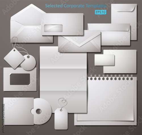 Selected Corporate Templates