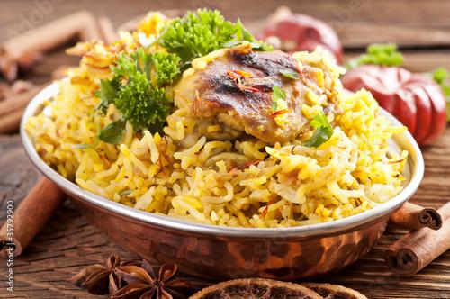 Chicken Biryani