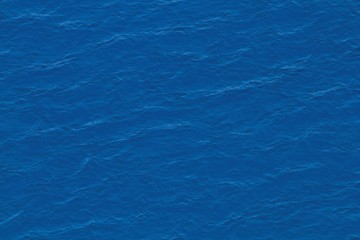 Caribbean Dark Blue Water Background