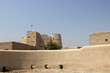 old arabian castle in Fujairah United Arab Emirates