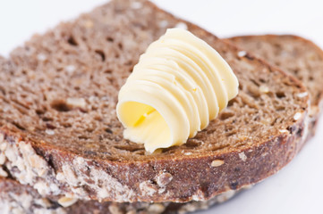 Brot mit Butter