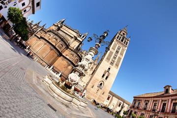 Kathedrale von Sevilla, Spanien