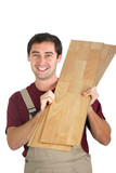 Can carrying laminate flooring