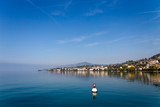 Fototapety Montreux,Genfer See, Swiss