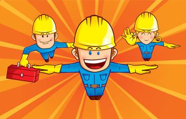 Repairman Team