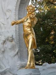 Johann Strauß Denkmal, Wien