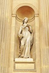 Statue at Louvre (Paris, France)