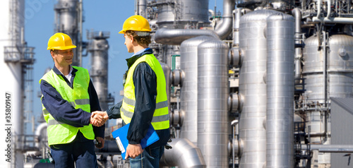 Petrochemical contractors