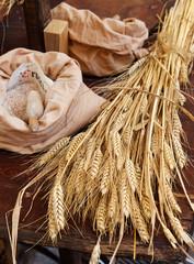 Ingredienti per Pane