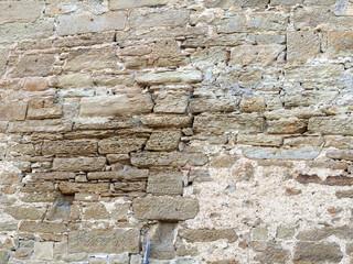 Marodes Mauerwerk