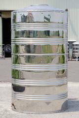 steel water tower tank