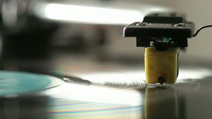 Turntable stylus