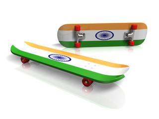 SKATEBOARD INDIA