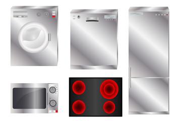 Electrodoméstivos varios