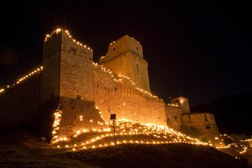 Assisi rocca maggiore