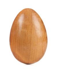 Uovo di legno