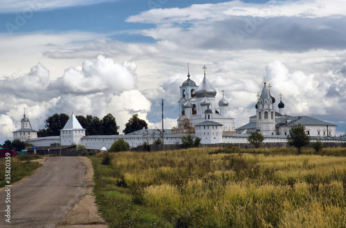 Russian Orthodox monastery