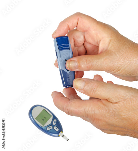 Measurement of glucose