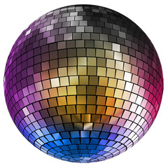 Diskokugel discokugel mirror ball
