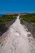 Weg Festung Bonifacio Korsika