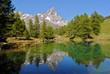 Lago Blu & Cervino