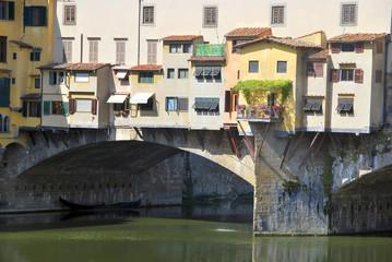 Houses in Ponte Vecchio