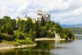 Fototapeta Dunajec castle, Poland