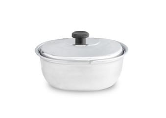 big closed pan