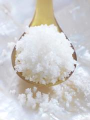 Cuillères de fleur de sel de Guérande