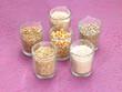 Assortiment de céréales