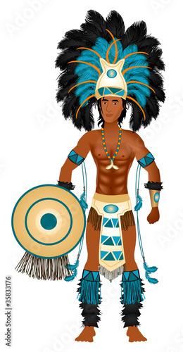 Aztec Carnival Costume