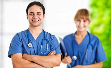 Doctors portrait