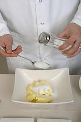 Préparer un beurre suzette
