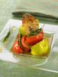 Tomates épicées au cumin et graines de trigonelle