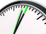 3d time clock deadline poster