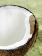 Morceau de noix de coco