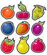 Yummy Fruit Icons