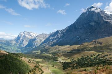 Swiss Alps (Kleine Scheidegg to Mannlichen)