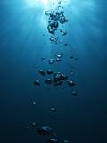 Bubbles undersea